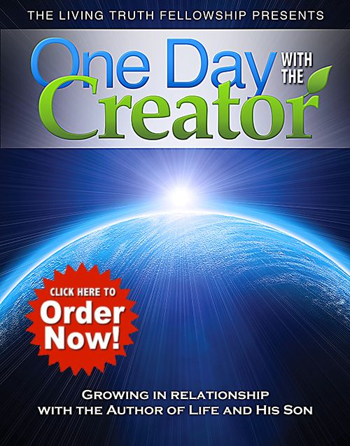one day with the creator seminar
