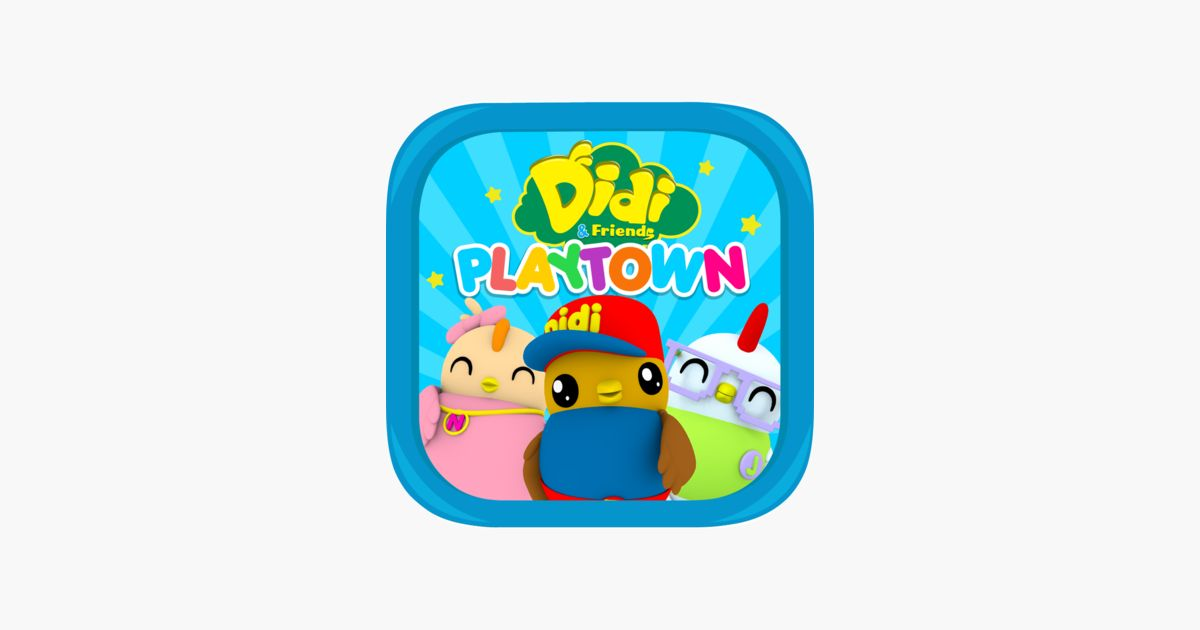 didi friends playtown v app store