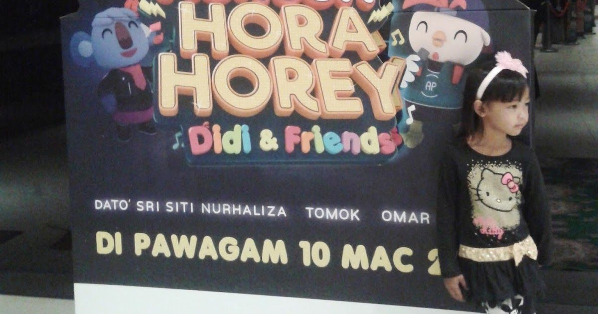 a my name is mekda a c a a konsert hora horey didi friends