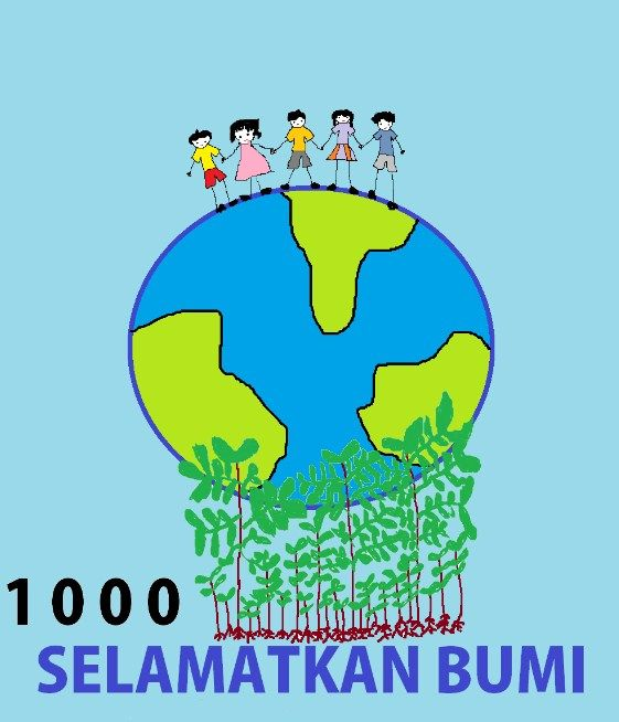 Dapatkan Gambar Poster Lingkungan Hidup Yang Berguna Dan Boleh Di