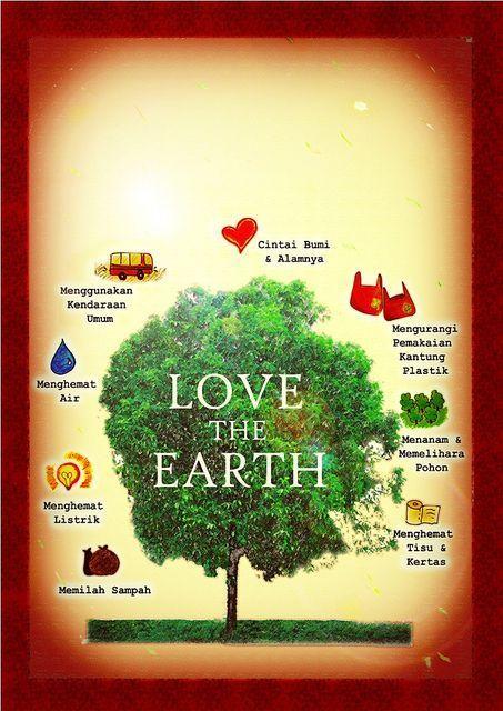 poster lingkungan sekolah terbaik contoh desain poster lingkungan paling menarik seputar poster