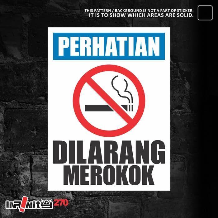 senarai terbesar poster dilarang merokok yang penting dan boleh di perolehi dengan cepat