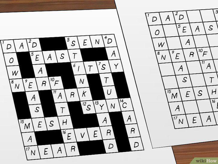 cara nak buat teka silang kata terhebat cara membuat teka teki silang wikihow of contoh cara