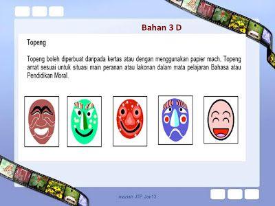 Lukisan 3d Diatas Kertas Penting Bahan 2d Dan 3d Dan Penggunaannya Maklumat Pendidikan