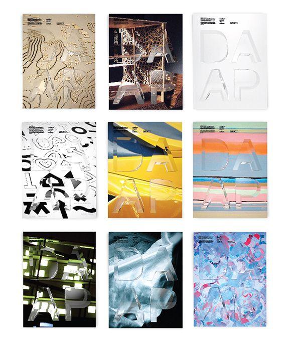 daapworks 2014 poster series