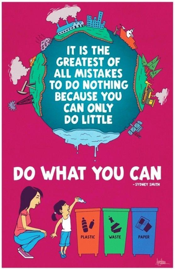 33 contoh poster adiwiyata go green lingkungan hidup hijau save earth campaign