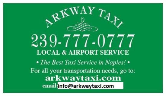 arkway taxi naples fl taxi to airport naples taxi and car service