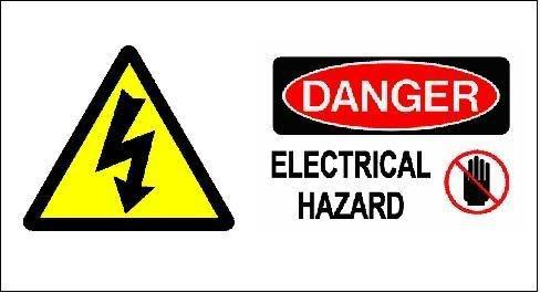 keselamatan elektrik asasnya adalah penggunaan logic akal dan pengetahuan tentang asas pemasangan elektrik kesedaran akan bahaya bahaya yang mungkin timbul
