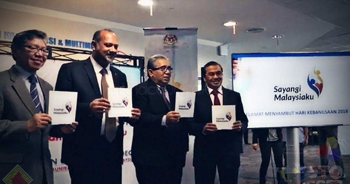 sayangi malaysiaku logo rasmi hari kebangsaan 2018 mknace unlimiteda the colours of life