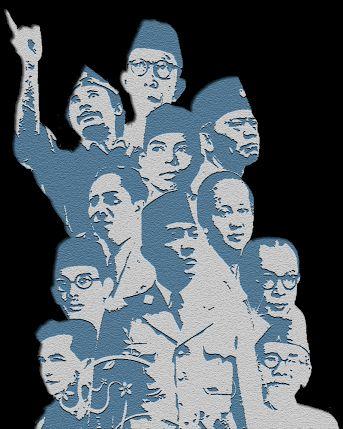 hasil gambar untuk hari pahlawan poster