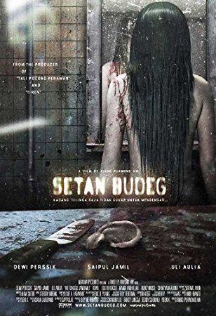 di peringkat kelima ada film horor yang sempet bikin heboh banget di tahun 2009 nih yap apalagi kalau bukan film setan budeg