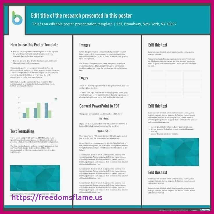 powerpoint template poster new a e a ppt 0d nanostructures nanoparticles powerpoint presentation free