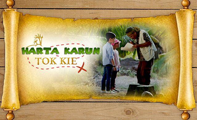 Poster Raya Aidilfitri Hebat Harta Karun tok Kie Od Free