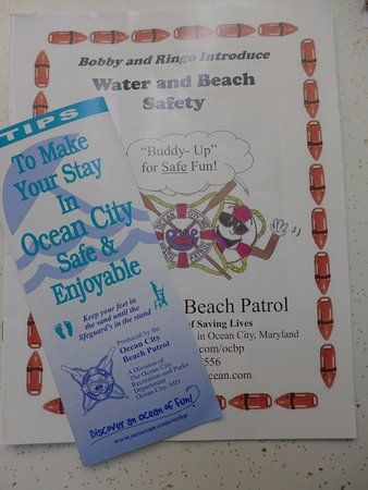 ocean city life saving station museum water beach safety presentation by lifeguards