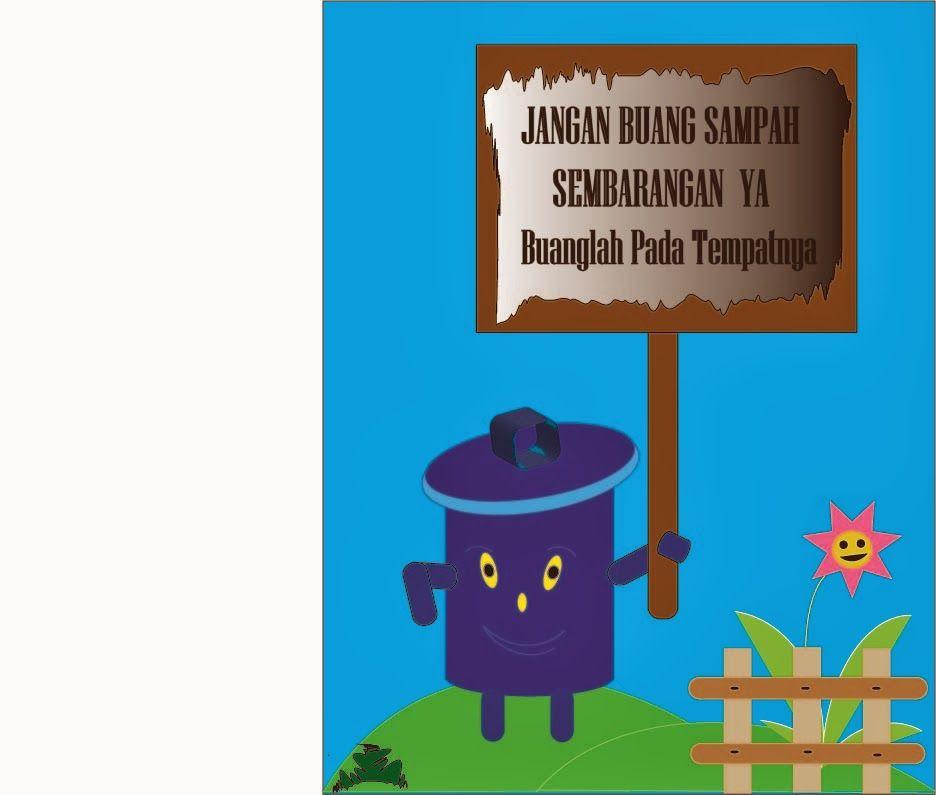 Dapatkan Poster Tentang Sampah Yang Baik Dan Boleh Di ...