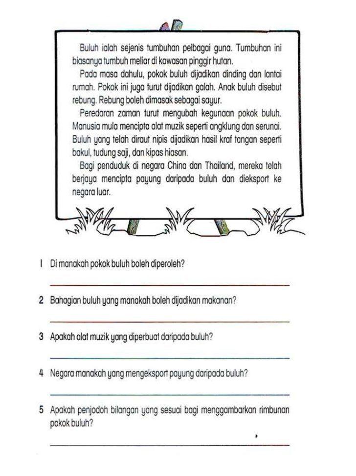 bahasa malaysia tahun 1 kata nama am download image