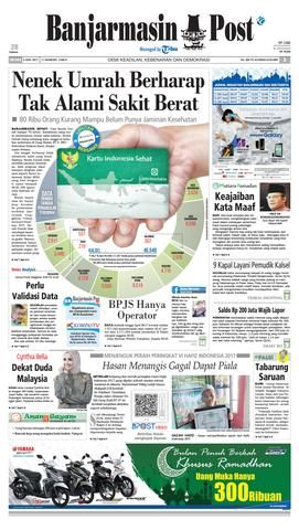 Teka Silang Kata Ibadah Berguna Bp20170606 by Banjarmasin Post issuu