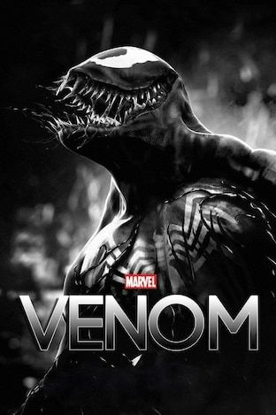 Venom Poster Bermanfaat Venom Full Movie Watch Online Stream or Download Chili