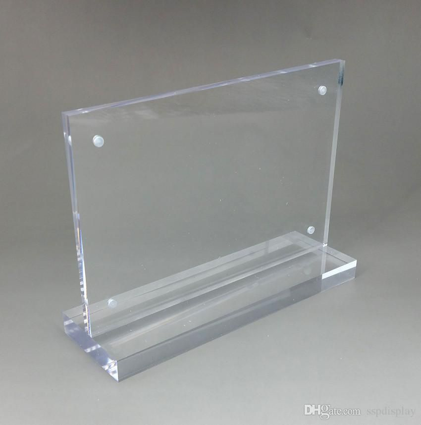 sign paper stand acrylic brochure holder retail sign holder acrylic poster holder business card holder acrylic holder vinyl brochure holder pocket