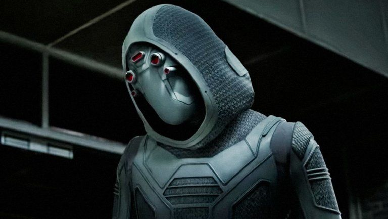 ant man and the wasp who is the ghost
