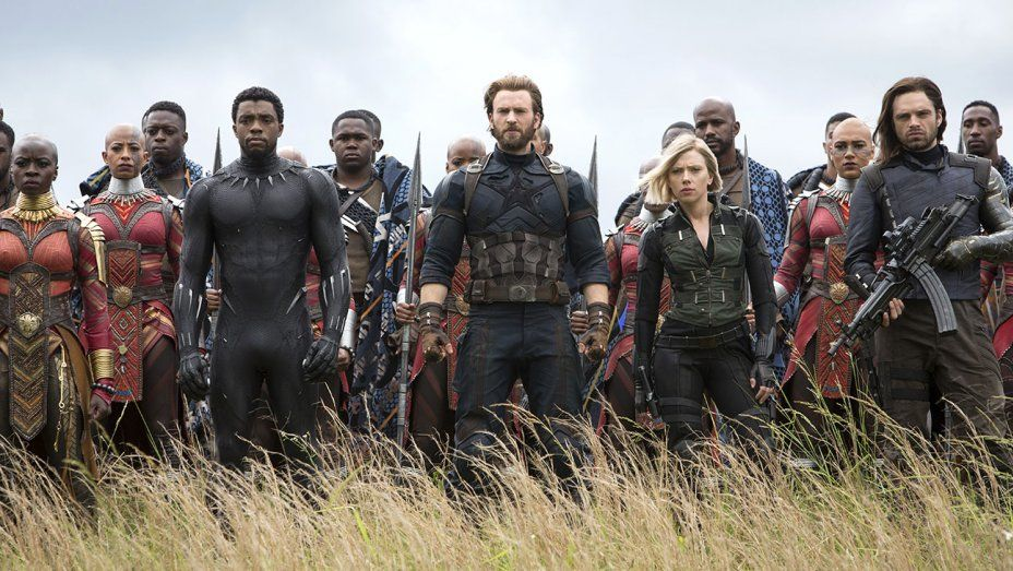 avengers infinity war sets china release date