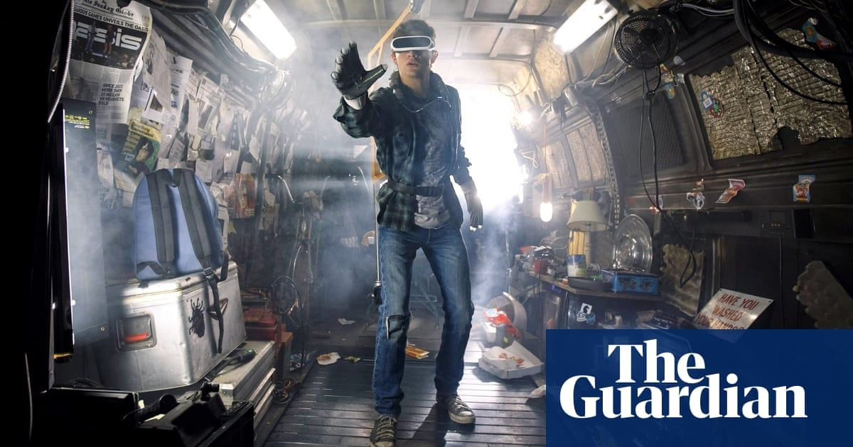 spielberg s ready player one in 2045 virtual reality is everyone s saviour