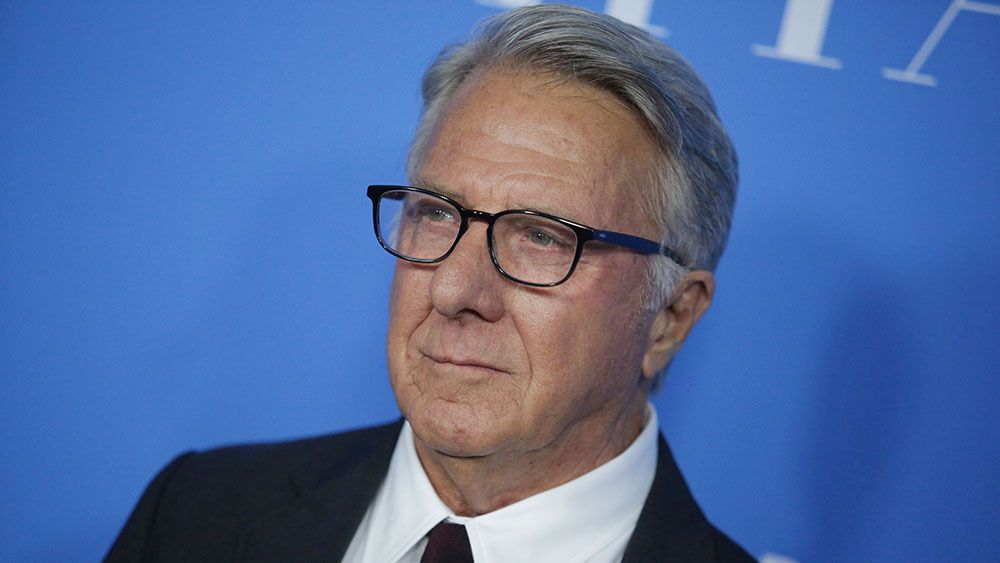 genius producer accuses dustin hoffman of sexual harassment variety