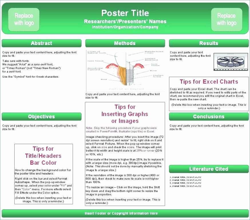 free chart templates best of free research poster templates awesome a a a a a