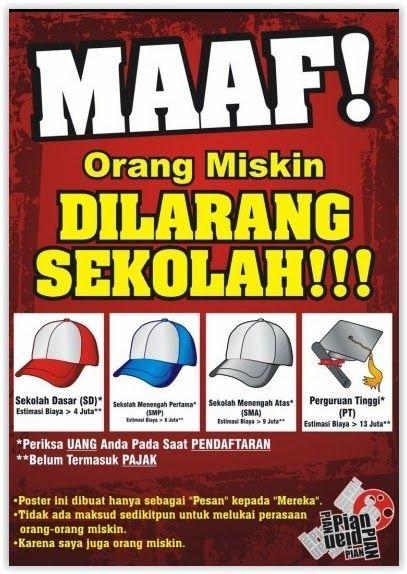 Himpunan Terbesar Contoh Gambar Poster Pendidikan Yang ...