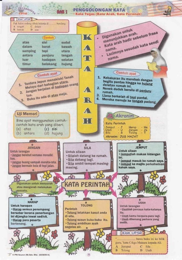 contoh teka silang kata bahasa melayu sekolah rendah bernilai senarai latihan bahasa melayu upsr yang baik