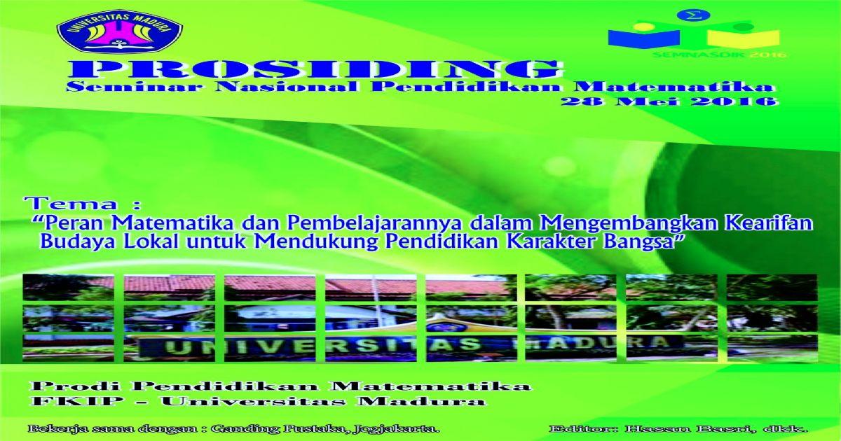 prosiding fkip unira ac interaksi sosial siswa ema surahmi satu variabel dan aritmetika sosial pdf document