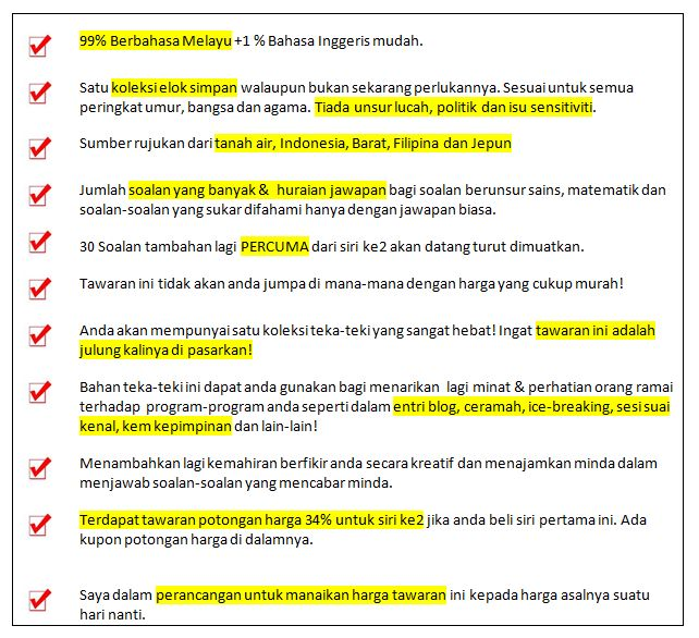 teka teki 1 ribu bahasa melayu terbaik malaysia ebook teka