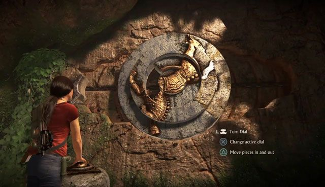 dalam pencarian harta karun tak jarang nathan drake dan lara croft dihadapkan dengan teka teki rumit yang cukup membingungkan sebagian besar teka teki