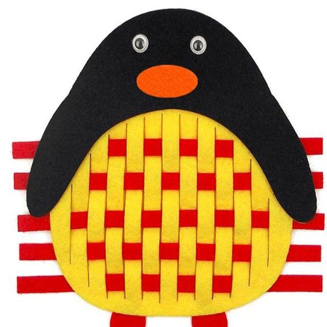 baru kartun rocket ikan icecream topi burung hantu penguin felt anak buatan tangan bukan tenunan dekorasi