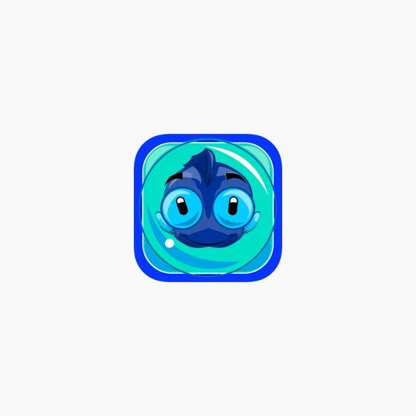 ikan poppers the beach meletup teka teki permainan di app store