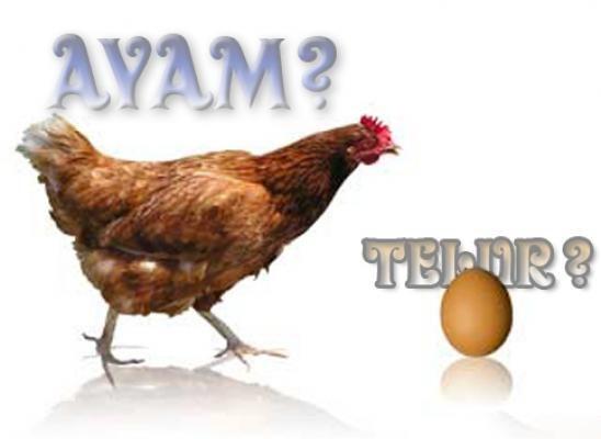 riaugreen teka teki ayam atau telur sudah terpecahkan jpg