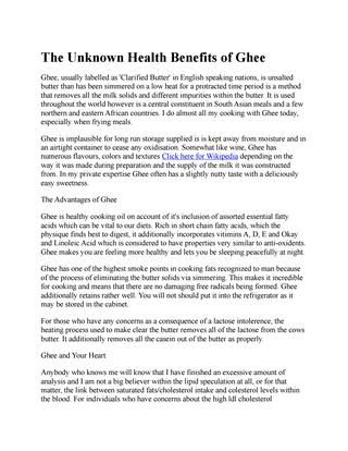 know the top 5 ghee benefits for babies