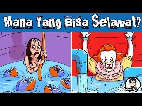 3 riddle misteri detektif dapatkah kamu memecahkan teka teki logika riddle indonesia terbaru