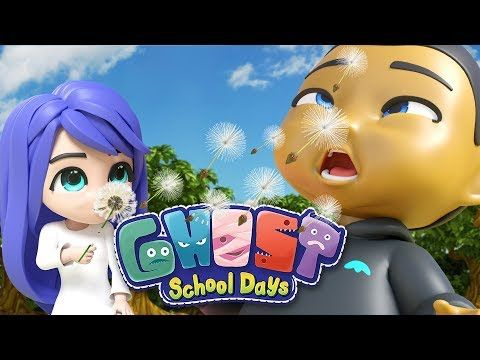 ghostschooldays dens susah bersin