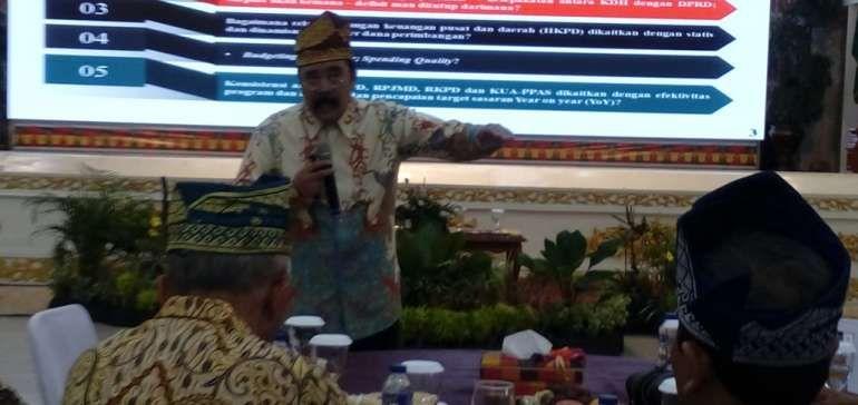 com pekanbaru kementerian dalam negeri berjanji akan membantu mengawal dan menyesuaikan penyusunan rencana pembangunan jangka menengah daerah rpjmd