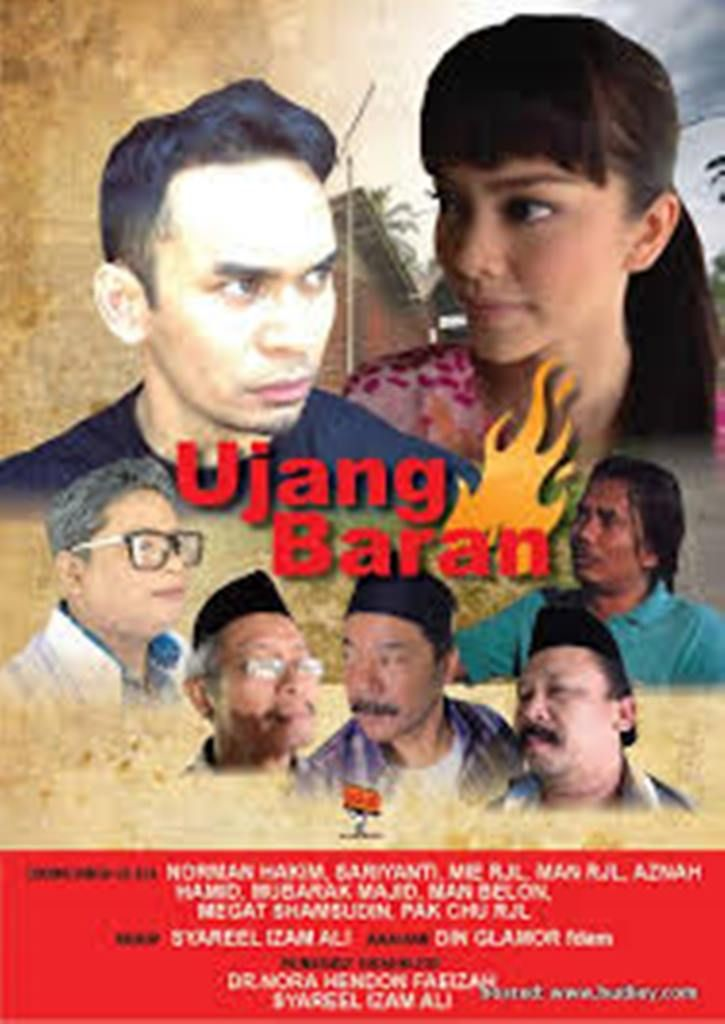 siaran media drama bersiri ujang baran sarat komedi dan pengajaran di tv2
