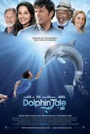 siaran media kisah motivasi diri dalam filem dolphine tale di tv2
