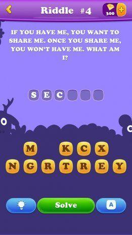teka teki dan jawapan tangkapan skrin 1