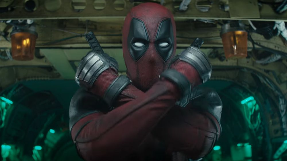 ryan reynolds goes up against josh brolin in new action packed deadpool 2 trailer