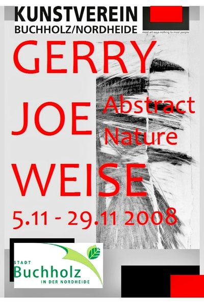 Exhibition Poster Terbaik Exhibitions Official Gerry Joe Weise Website