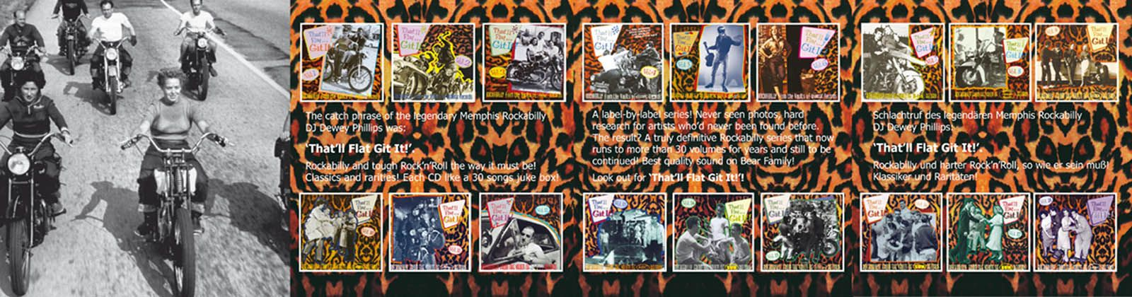preview vol 5 rockabilly from the vaults of dot records cd