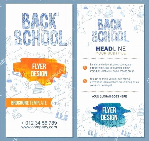 free education flyer template inspirational back to school flyer template elegant poster templates 0d wallpapers