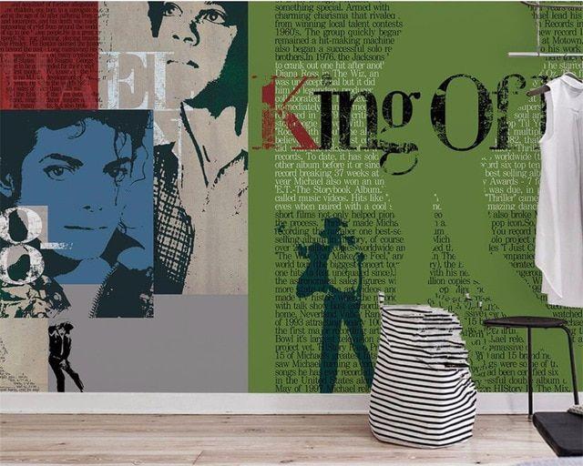 beibehang foto kustom wallpaper 3d mural gaya eropa retro menari siluet kreatif latar dinding kertas papel