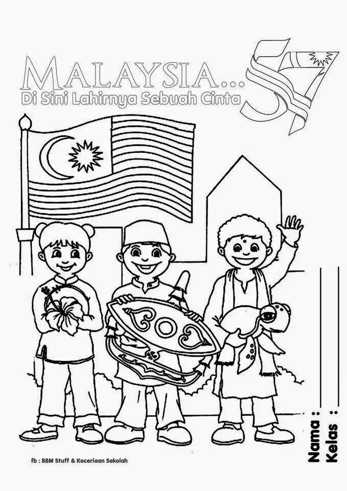 Senarai Terbesar Gambar Mewarna Bendera Malaysia Yang Baik Dan Boleh Di Download Dengan Mudah Pekeliling Terbaru Kerajaan