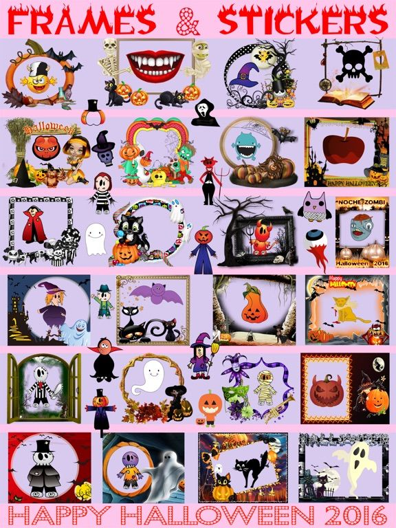 Halloween Poster Power Halloween Photo Frames Editor Sticker Booth Free App Price Drops